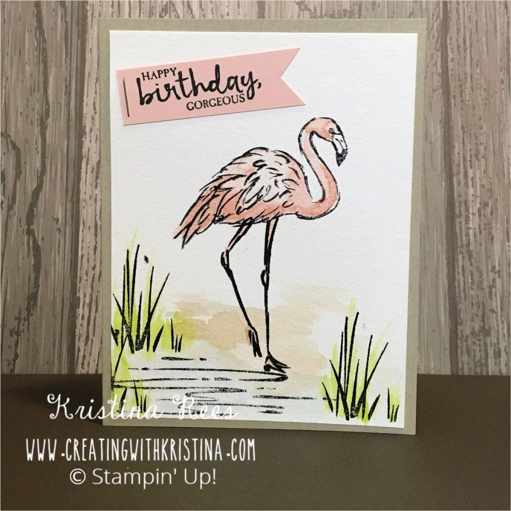 Falbulous Flamingo Birthday
