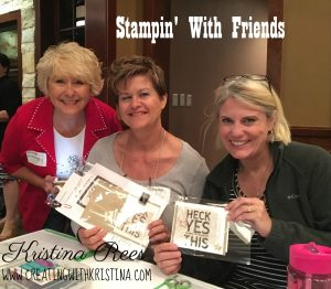 Stampin with Friends