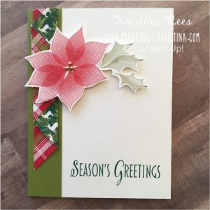 One Sheet Wonder Technique 4 Christmas Cards 1