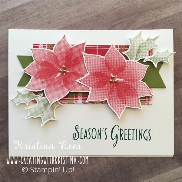 One Sheet Wonder Technique 4 Christmas Cards 3