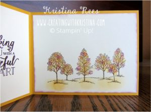Fall Thank You Card Pencil Eraser Leaves3