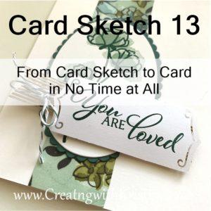 Card Sketch 13
