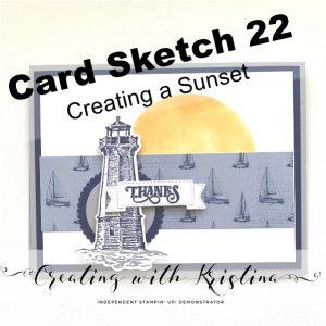 card sketch 22